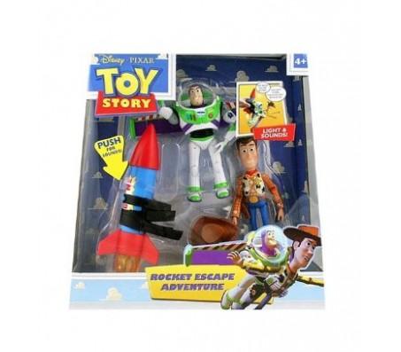 Toy Story Баз Лайтер Вуди и РакетаИстория игрушек (Toy Story)