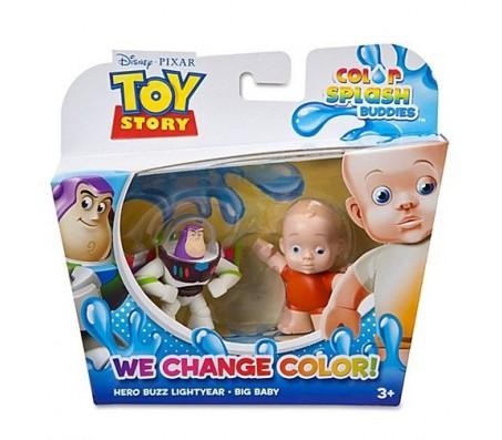 Toy Story Color Change Баз Лайтер и Биг БабиИстория игрушек (Toy Story)