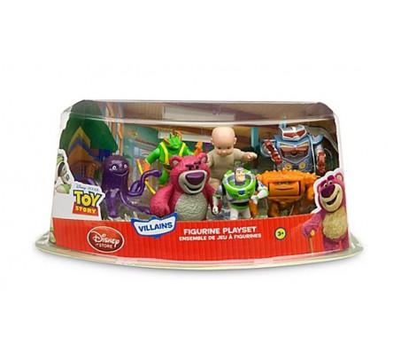 Toy Story Набор из 7 героев MattelИстория игрушек (Toy Story)