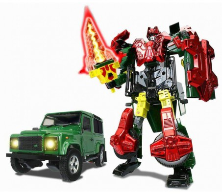 Трансформер Land RoverИгрушки Трансформеры (Transformers)