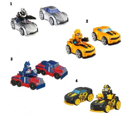Трансформеры 2 Батл Чарджерс в ассорт. HasbroИгрушки Трансформеры (Transformers)