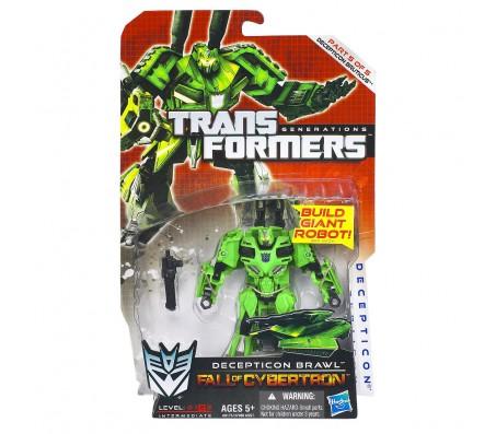 Трансформеры BrawlИгрушки Трансформеры (Transformers)