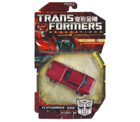 Трансформеры Cliff JumperИгрушки Трансформеры (Transformers)