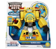 Трансформеры Electronic Bumblebee