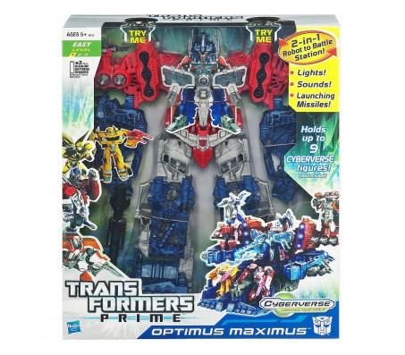 Трансформеры Optimus MaximusИгрушки Трансформеры (Transformers)