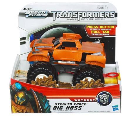 Transformers Big Hoss HasbroИгрушки Трансформеры (Transformers)