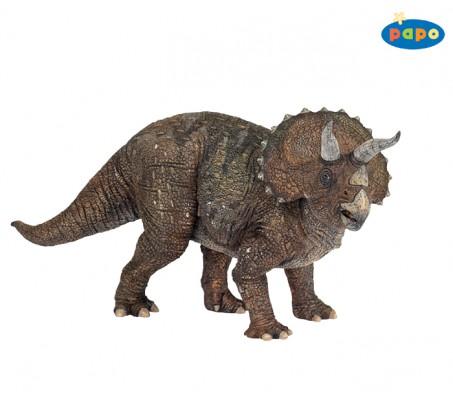 Трицератоп от PapoФигурки динозавров