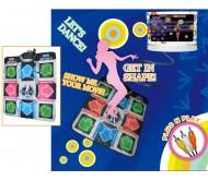 ТВ приставка Танцевальный мат от Lexibook Junior