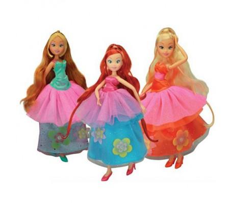 Винкс из серии Принцессы цветовКуклы Винкс (Winx)