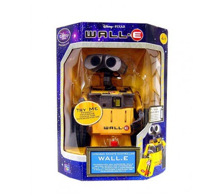 Wall-E Movie Exclusive Infrared Remote ControlledРоботы Валли (Wall-e)