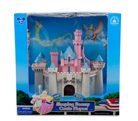 Замок Спящей КрасавицыКуклы принцессы Диснея (Disney Princess)