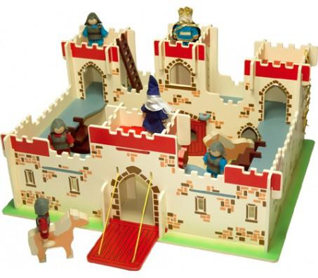 Замок короля АртураЗамки, коттеджи, фермы
