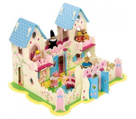 Замок принцессыЗамки, коттеджи, фермы