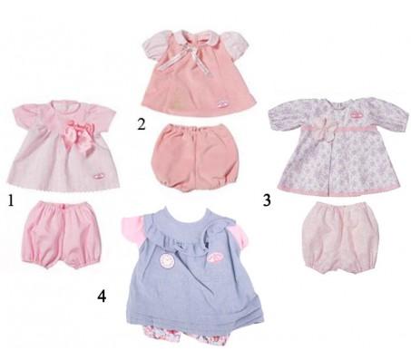 Zapf Creation Baby Annabell Платья, (в ассортименте), вешалкаКуклы Baby Annabell