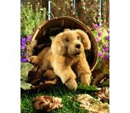 Золотой ретривер щенок, 43 см Folkmanis