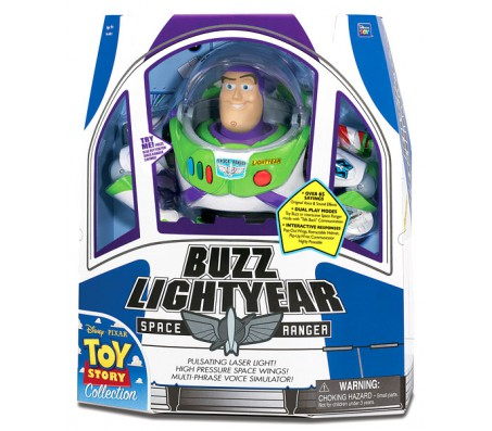 Робот Buzz LightyearИстория игрушек (Toy Story)