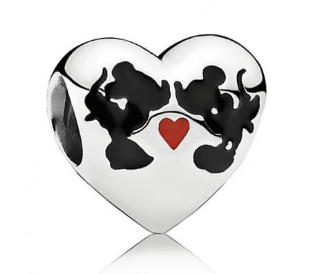 Шарм Mickey and Minnie MousePandora Disney 2015 (Пандора Дисней)