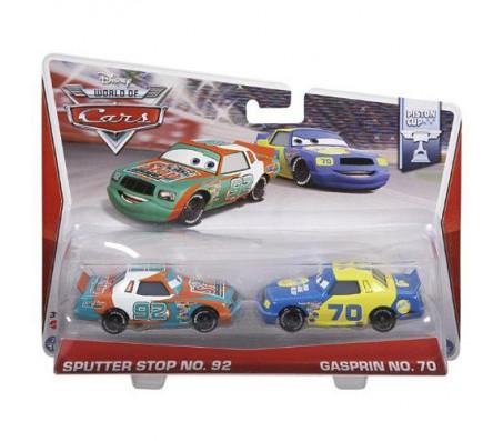 Тачки Гасприн и Спутер (Gasprin & Sputter Cars)Тачки (Cars)