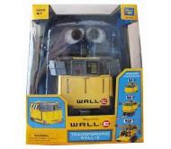 Wall-E Transforming
