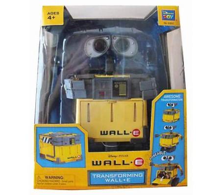 Wall-E TransformingРоботы Валли (Wall-e)